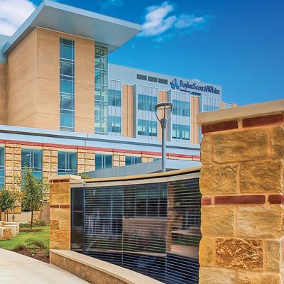 facility photo Baylor Scott & White Cancer Center – College Station