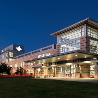 city hospital at white rock
