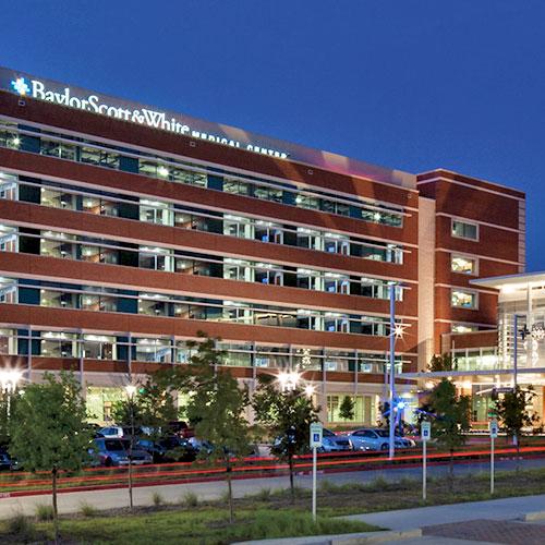 Baylor Scott & White Medical Center – Waxahachie | Baylor