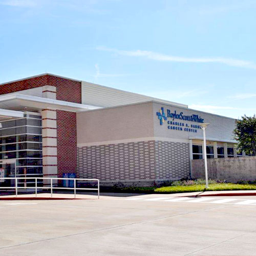 facility photo Baylor Scott & White Charles A. Sammons Cancer Center – Waxahachie